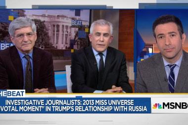 "How Trump's ""obsessive desire"" to meet Putin unfolded"