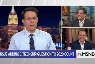 2020 Census to include question on U.S. citizenship
