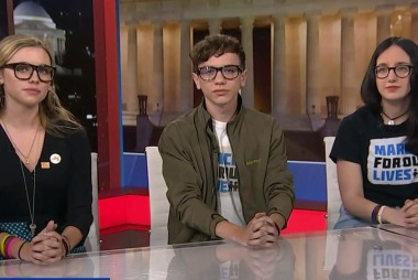 Parkland students on march: We're not going away