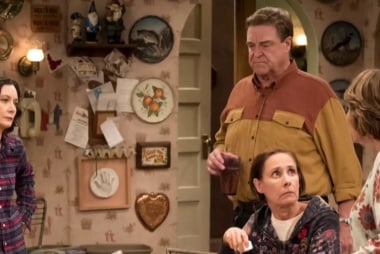 Roseanne reboot gets political