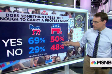 Poll: Dems more ready to protest than Republicans