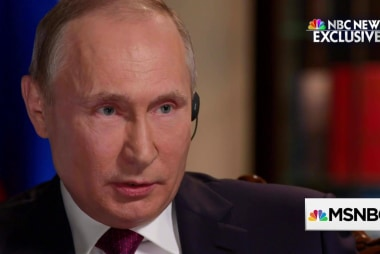 Despite evidence, Putin denies interference in 2016 election again