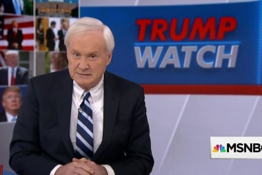 Matthews: The Mueller Probe won't end well for Trump