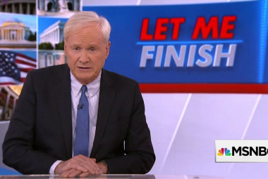 Matthews: GOP more to the right than Democrats are to the left