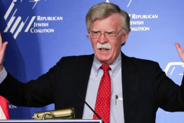 Bolton 'wants to go to war first, diplomacy second'