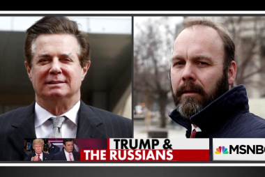 Manafort associate had ties to Russian intel in 2016