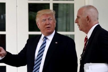 Donald Trump's alleged pattern of intimidation