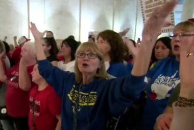 As West Virginia teachers' strike ends, is Oklahoma next?
