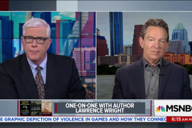 One on One with Lawrence Wright