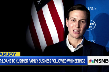 Could Kushner's foreign business ties allegedly influence Trump policy?