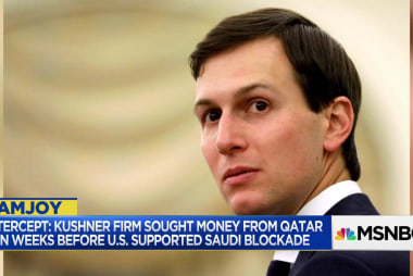 Jared Kushner under scrutiny after failed Qatar deal, blockade
