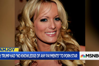 Stormy Daniels payment could be seen as obstruction