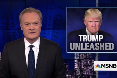 Lawrence: Trump may become 'more unleashed'