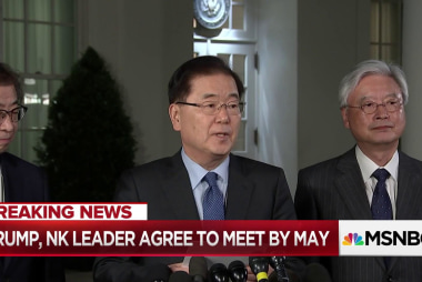 Trump meeting would end long precedent of North Korea as pariah