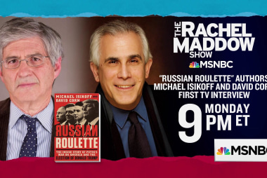 Programming Note! Corn, Isikoff preview their new book Monday