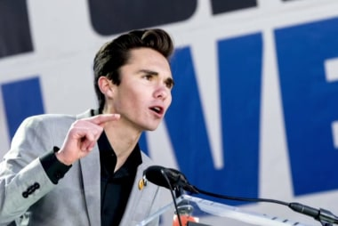 David Hogg: Laura Ingraham 'needs to be held accountable'