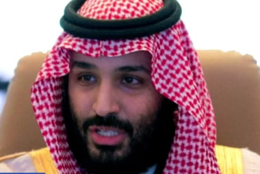 Saudi crown prince amassing power by hiding his mother