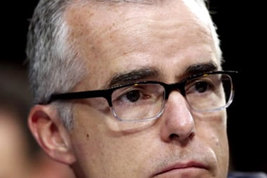 After removing McCabe, will Trump go after Mueller?
