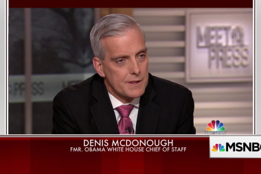 Former Obama staffer criticizes McConnell