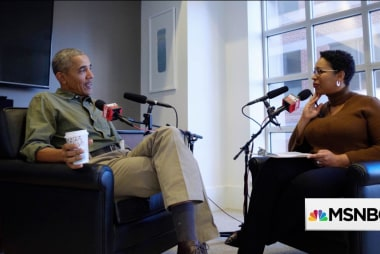 Podcast follows Obama from Chicago to White House