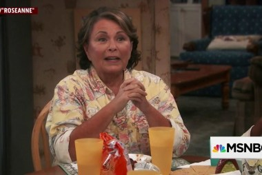 Should Hollywood pay attention to Roseanne's ratings?