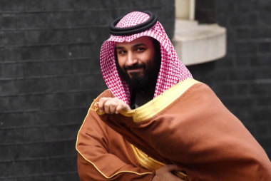 U.S. officials: Saudi crown prince hides mother from his father