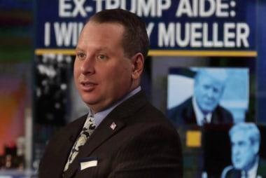 Nunberg lobs allegations at President Trump