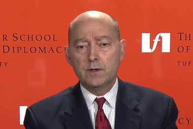 Stavridis: We're not in a Cold War yet, but I can see it from here