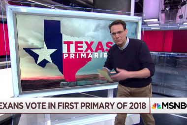 Voter numbers take sharp rise in Texas primary