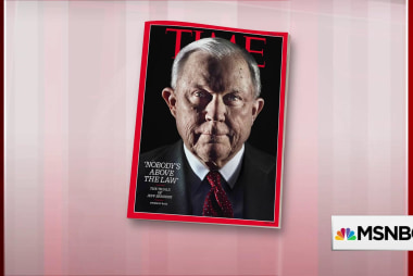 Time looks at the trials of AG Jeff Sessions