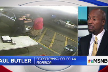 Former prosecutor: 'Gutless' not to charge officers in shooting