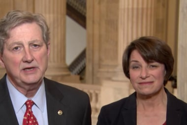 Klobuchar: We want to talk to all the social media companies