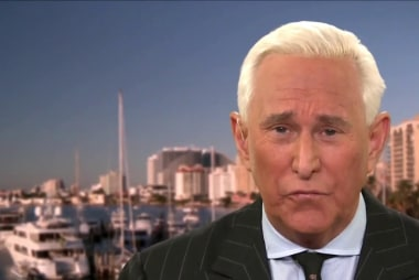 Roger Stone: I've been called a 'dirty trickster' but I'm not treasonous