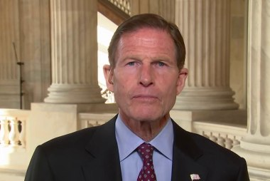 Blumenthal on Facebook data breach: 'Nothing political' about privacy violations