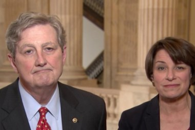 Full Kennedy/Klobuchar: Facebook isn't a company, 'they're a country'