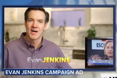 Current Congressman plays outsider card in new ad for West Virginia Senate race