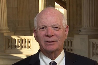 Full Cardin: Congress 'very much engaged' on Russia