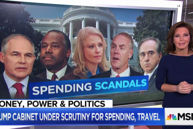Spending scandals: Trump admin blasted for misusing taxpayer dollars