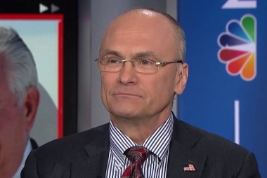 "Puzder: If Trump taps me to replace Cohn, ""I'm there"""