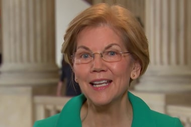 """Warren on banking rules: """"Did we learn nothing from the crash of 2008?"""""""