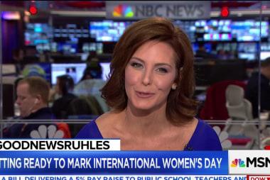 Good News Rules: Celebrating International Women's Day