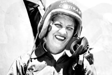 #OneGreatWoman: Pioneering pilot Jacqueline Cochran