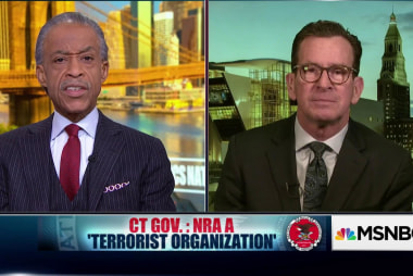 "Gov. Malloy ""NRA acts like a terrorist organization"""