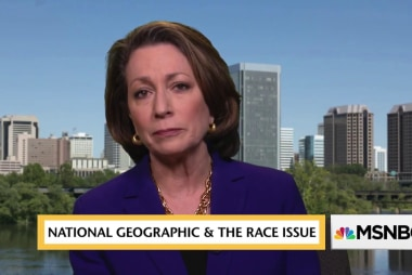 National Geographic and the Race Issue