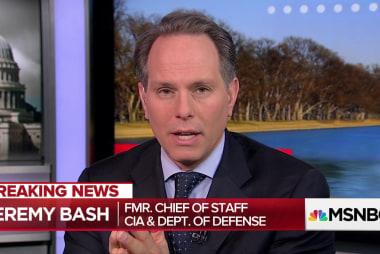 "Fmr. CIA CoS: Trump a ""wimp"" for firing Tillerson via Twitter"