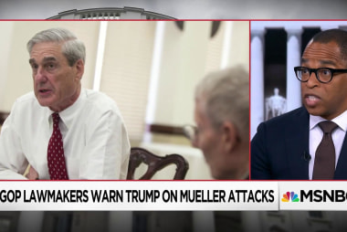 GOP (mostly) silent as Trump ramps up Mueller attacks, will that change?