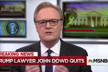 Lawrence O'Donnell: No evidence Trump actually wants to meet with Mueller