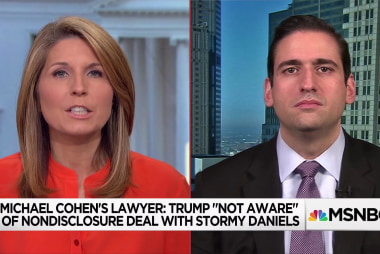 "Fmr. Fed Prosecutor: Claim made by Trump attorney's lawyer ""incompetent and unethical"""