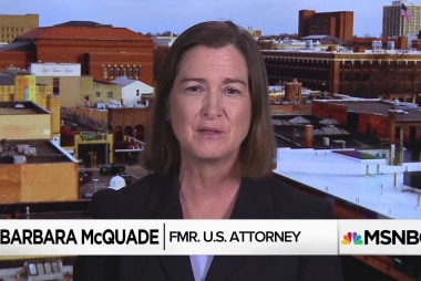 Fmr. U.S. Atty: 'Risk is too high' for attorneys to join Trump legal team