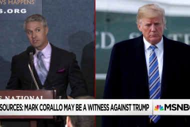 Sources: Mark Corallo may be a witness against Trump